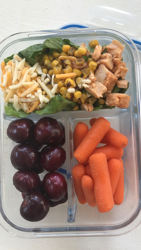 Chicken Salad Meal Prep