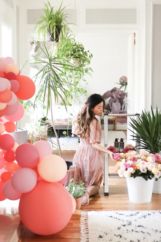The best clean hair care and 5 purifying house plants to transform your being