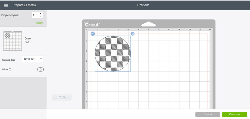 cricut design space file
