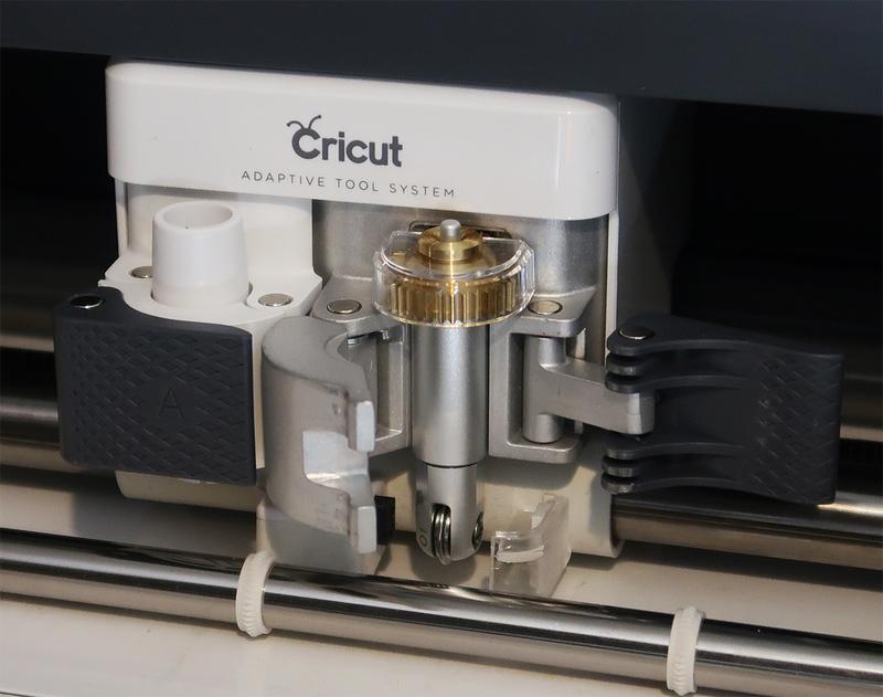 Cricut Maker Adaptive Tool System
