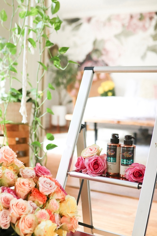 How to Purify Your Mind, Body and Home - clean hair care and 5 purifying house plants to transform your being