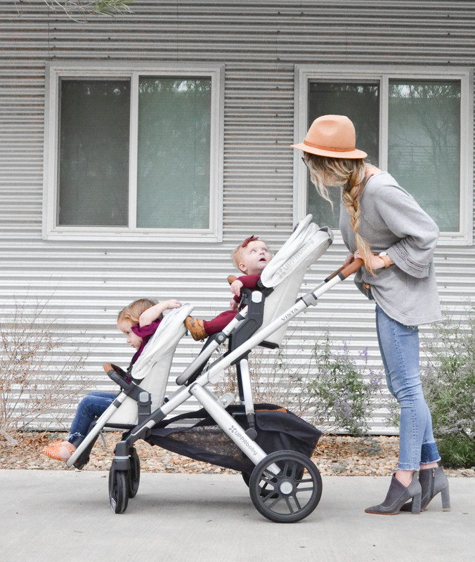 The Double Stroller Dreams Are Made Of