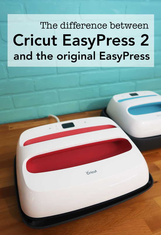 The difference between EasyPress2 and the original easypress