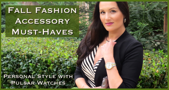 Fall Fashion Accessory Must-Haves - Pulsar Watches