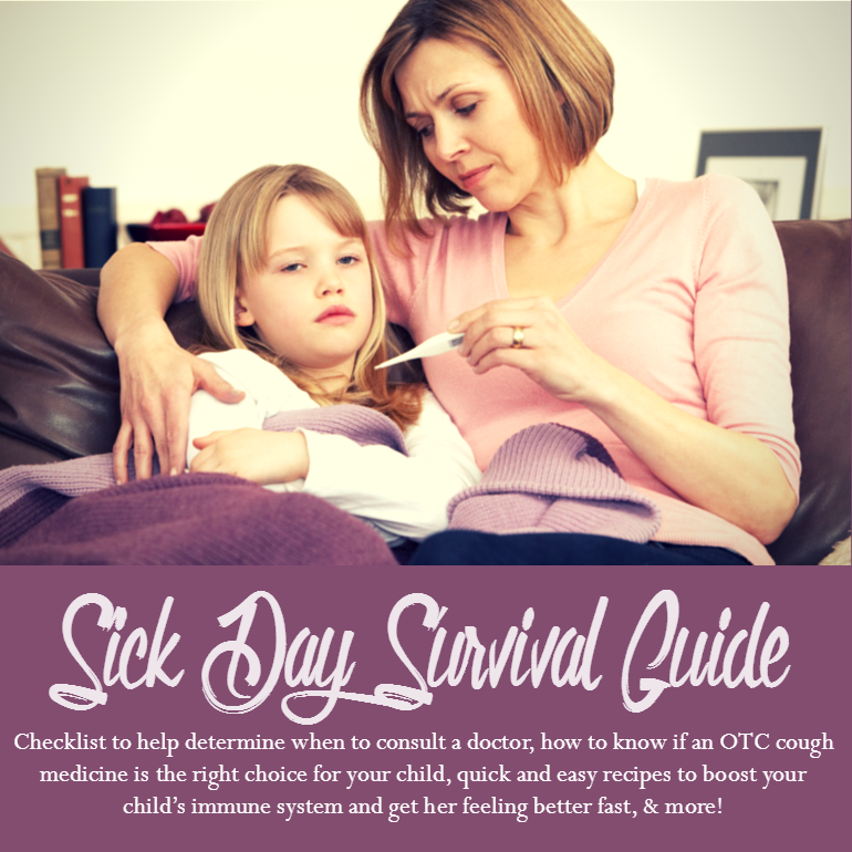 Sick Day Survival Guide - Dr. Cocoa – Cold and Cough Medicine Your Children Will Take #DrCocoaReliefWithASmile ad
