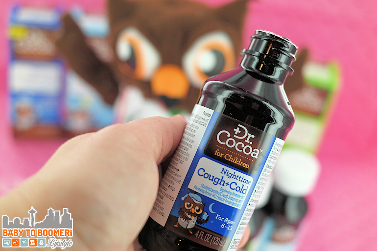 Dr Cocoa for Children