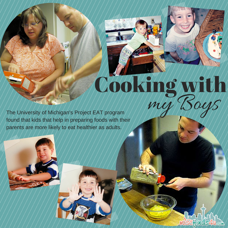 Cooking with Kids Plus How to Create a Great Video - #BensBeginners ad