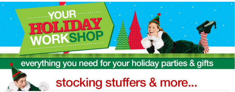 Office Depot and OfficeMax BLACK FRIDAY Deals & Holiday Workshop Details #YourHolidayWorkshop  - ad