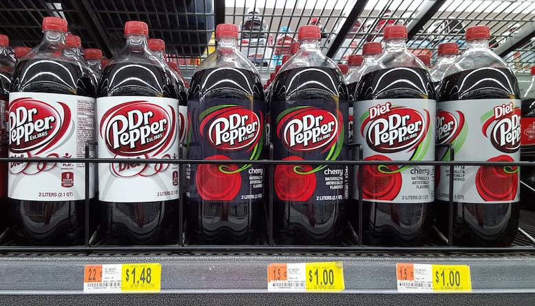 Diet Dr Pepper 2 Liters