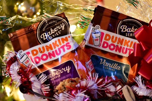 i recently paired up with dunkin donuts to share my tips for holiday survival which ironically enough includes their coffee aside from that here are a