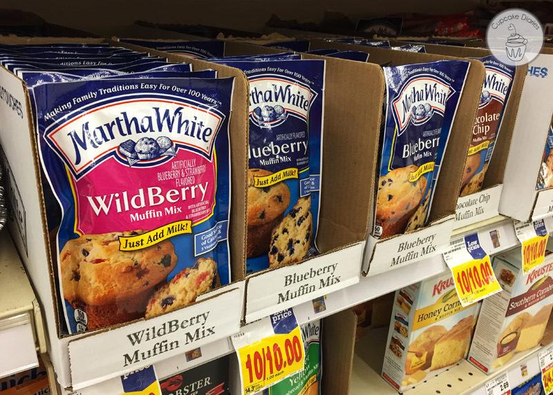 Martha White Baking MIxes
