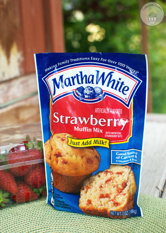 Martha White® Strawberry Muffin Mix