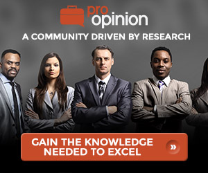 ProOpinion Ad