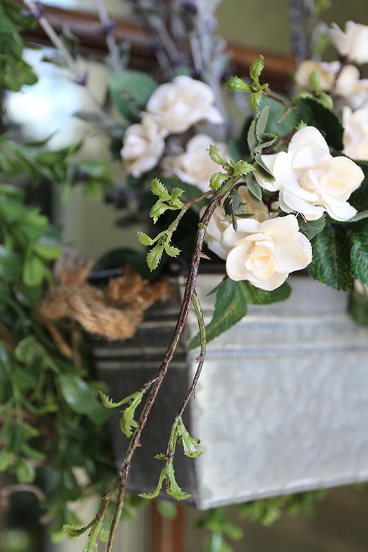 Diy Boxwood Flower Box Wreath For Spring Less Than