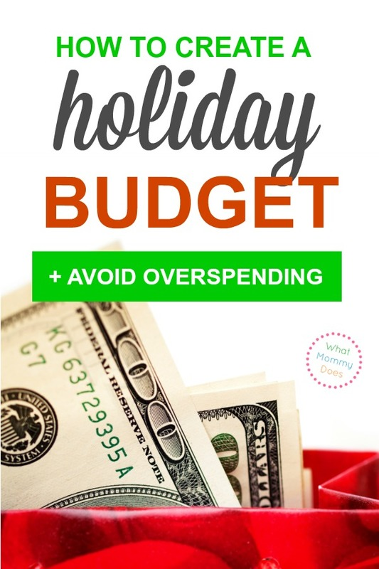 If you to have a financially stress-free Christmas, grab this holiday budget worksheet template! It's a simple Excel spreadsheet where you can keep a gift budget. It only takes a few minutes to fill out & you'll avoid spending too much money during the holidays! #budgeting #budget #giftideas #Christmas