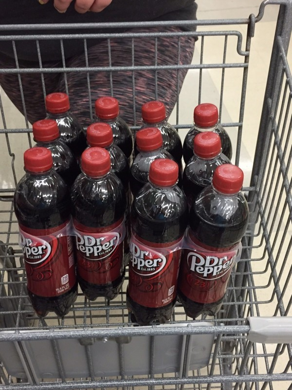 Thanks to Dr Pepper® and Kroger's Game Day Greats We Are Ready For Game Day!