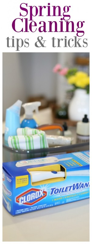 Spring Cleaning Tips and Tricks.
