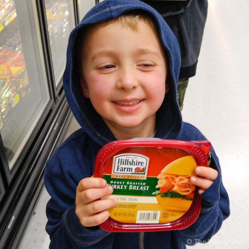 Find Hillshire Farm lunchmeat at your local Walmart!
