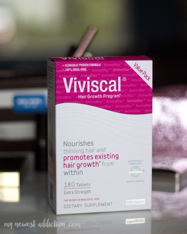 Viviscal Hair Growth Supplement