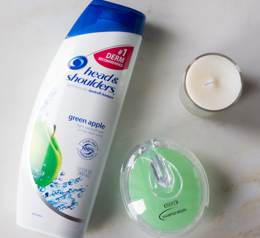 Head and Shoulders Green Apple