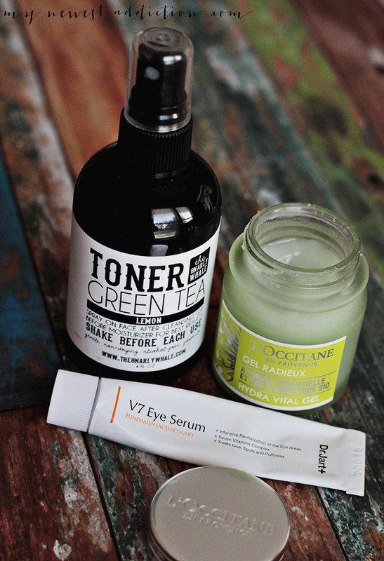 A.M. Skincare Routine