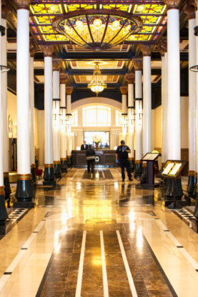What to Do in Austin - The Driskill | Grandbaby Cakes