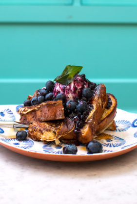 What to Do in Austin - Elizabeth Street Cafe | Grandbaby Cakes