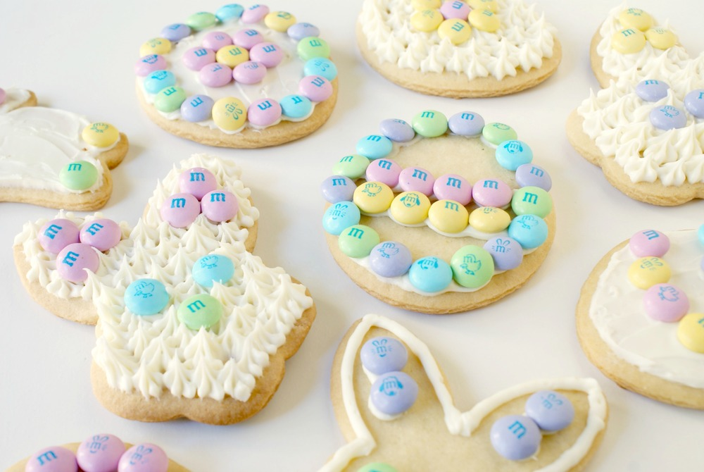 Easter Cookies   The Two Bite Club