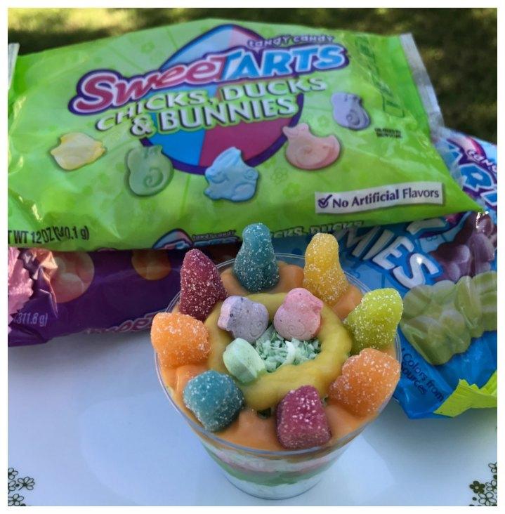 Cute Easter Dessert Idea