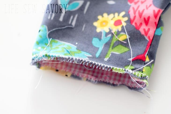 make a Kids oven mitt free pattern