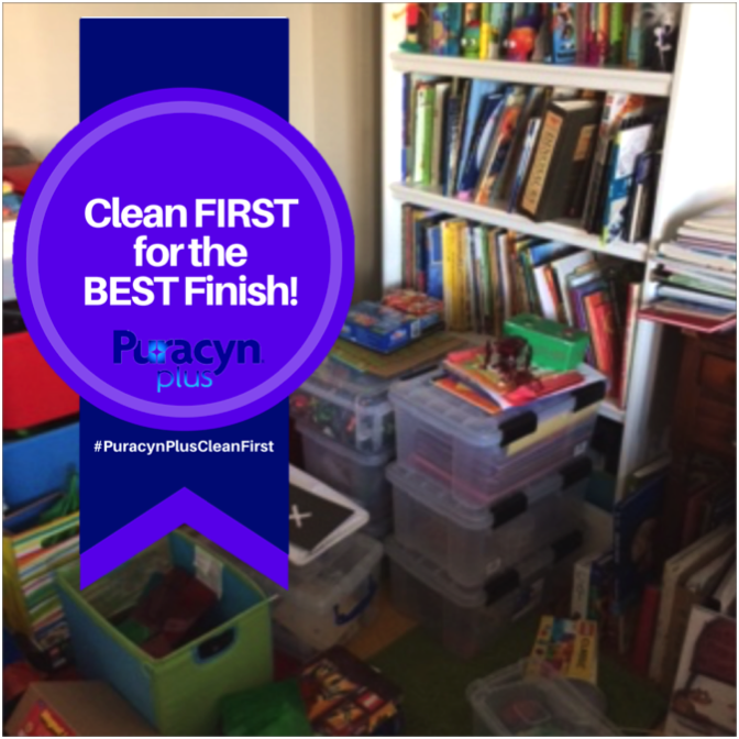 de251e26 30d2 11e5 8b9e 22000af93a2d - Getting Organized: Clean First for A Great Finish