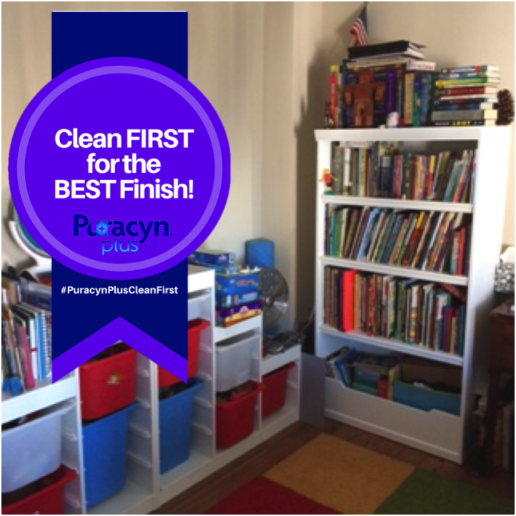 f8d5a836 30d6 11e5 84d3 22000afd2dc7 - Getting Organized: Clean First for A Great Finish