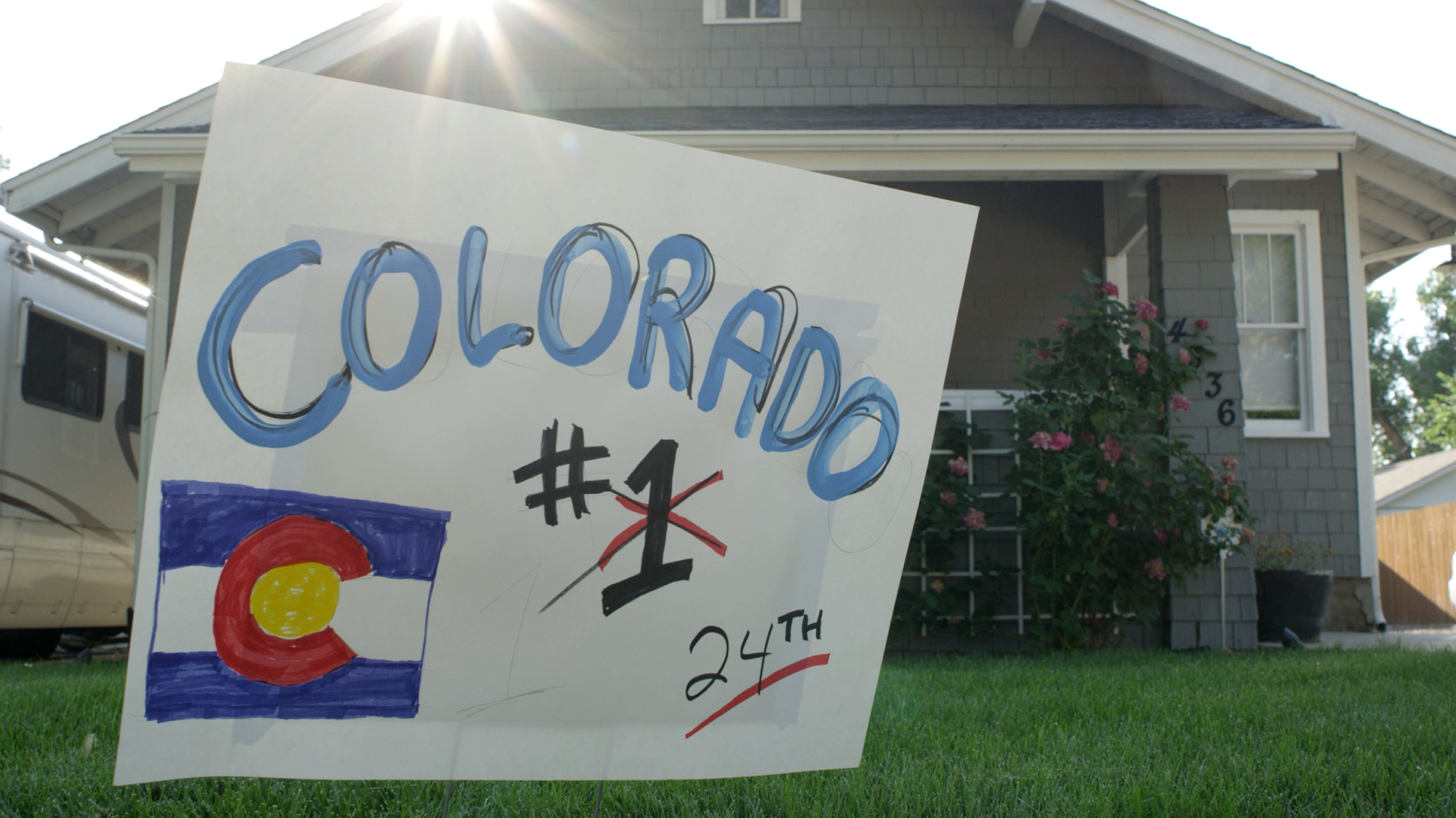 Are You In?  Childhood Obesity Ends With You!, LiveWell Colorado, No More 24 campaign Colorado, childhood obesity