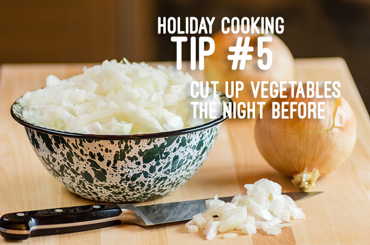 christmas and thanksgiving cooking tips and hacks you don't want to miss.