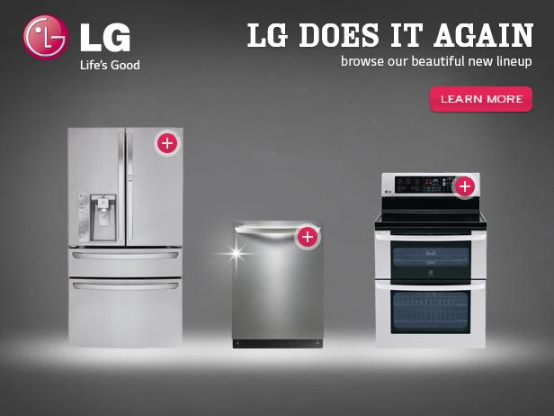 Life S Good In The Kitchen With Lg Home Appliances