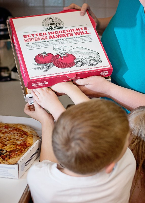 Choosing High Quality Ingredients For a Better Pizza #betteringredients