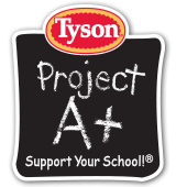 How to Nominate a School for the Tyson® Project A+™  #WMTProjectAPlus