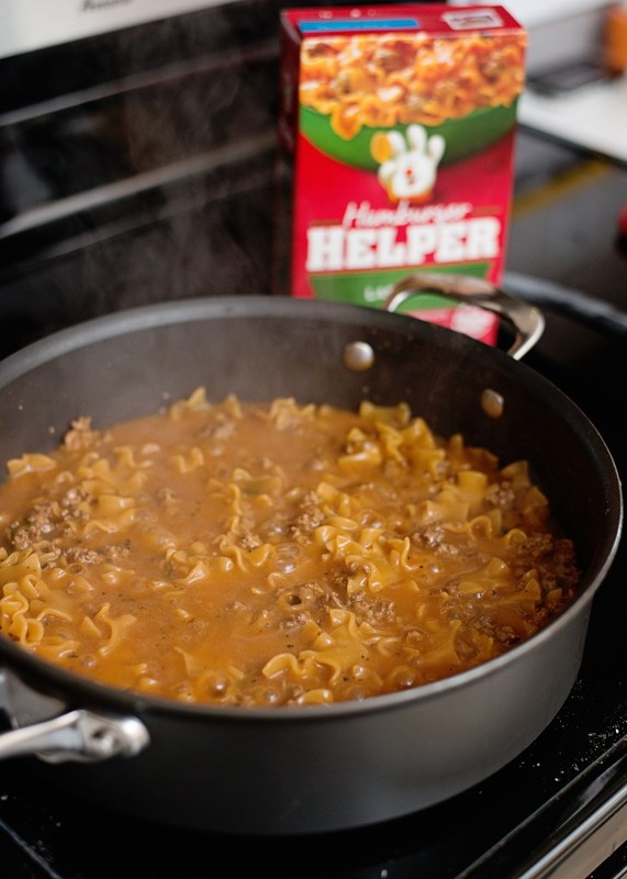Celebrate National Hamburger Month with a Hamburger Helper® Rebate!