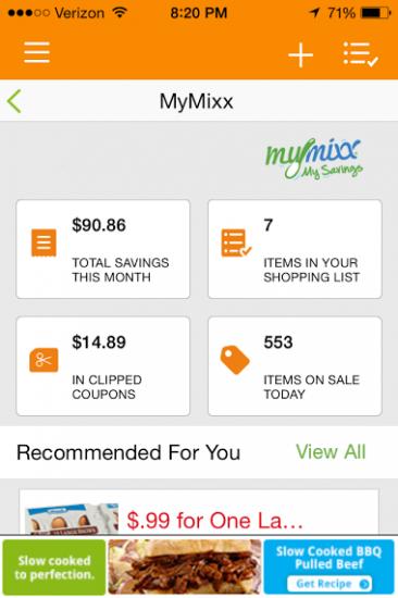 MyMixx App