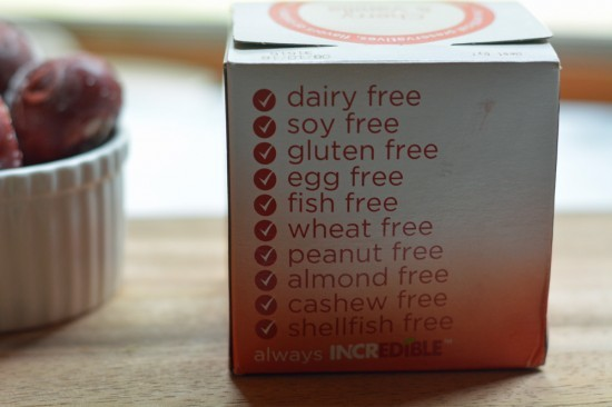 Perfectly Free - Allergy Friendly Dessert