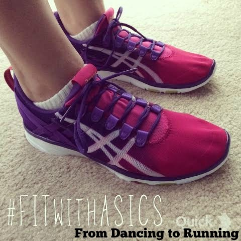 ASICS GEL Fit Sana Review   From Dancing to Running
