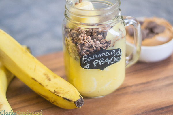 Easy Banana Pudding Parfait Recipe