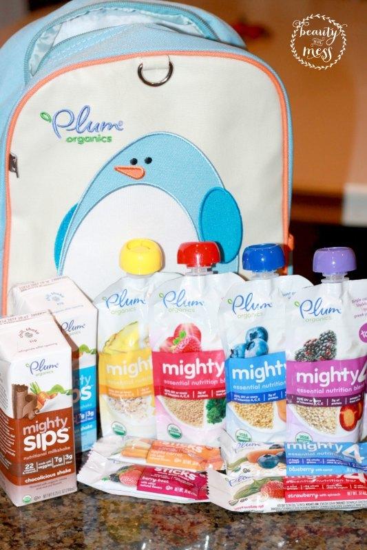 Plum Organics Gift Pack