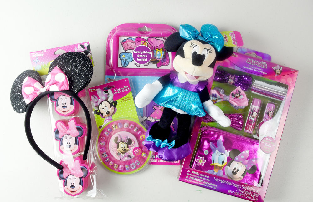 Minnie Mouse Easter Ideas!!