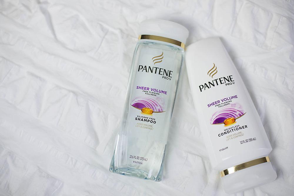 Pantene Pro-V Sheer Volume