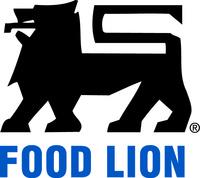 A Food Lion logo.