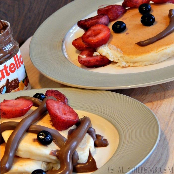 2-Ingredient Pancake Recipe Square