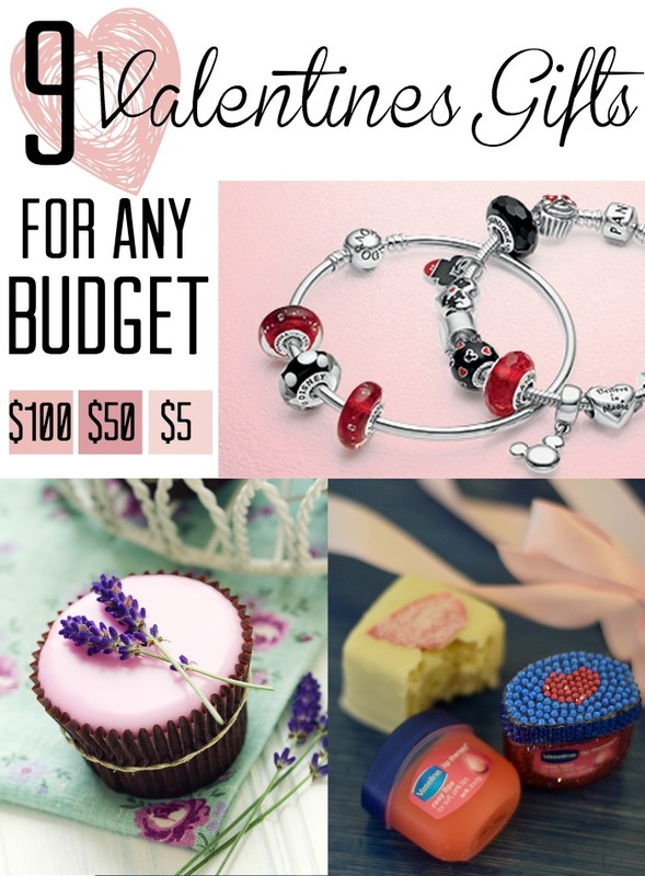 Valentines Gifts for Every Budget Pin