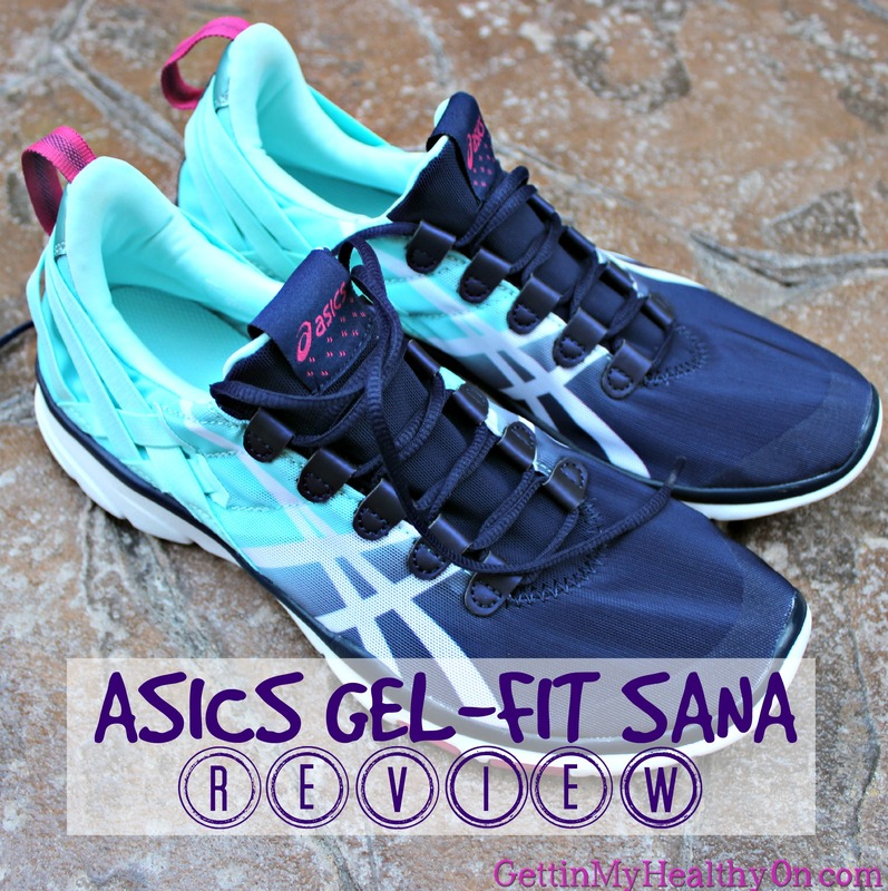 esqueleto La Internet cámara  ASICS GEL-FIT SANA Training Shoe Review