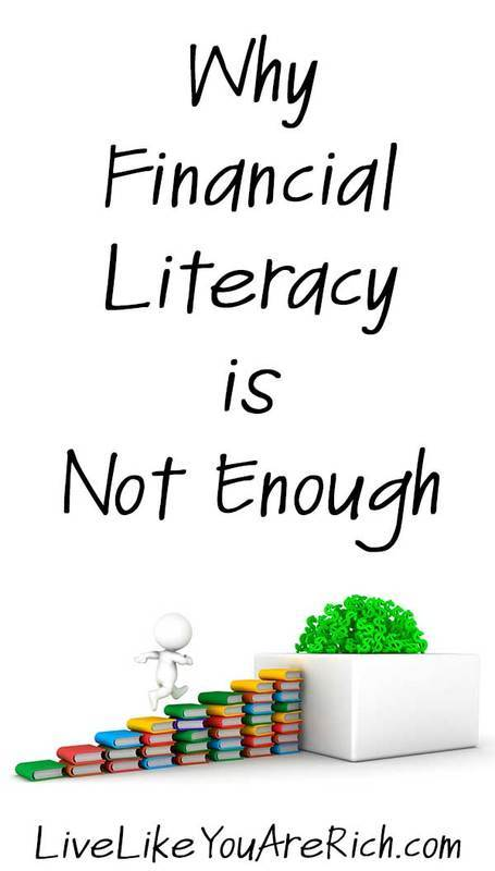 Why Financial Literacy Is Not Enough